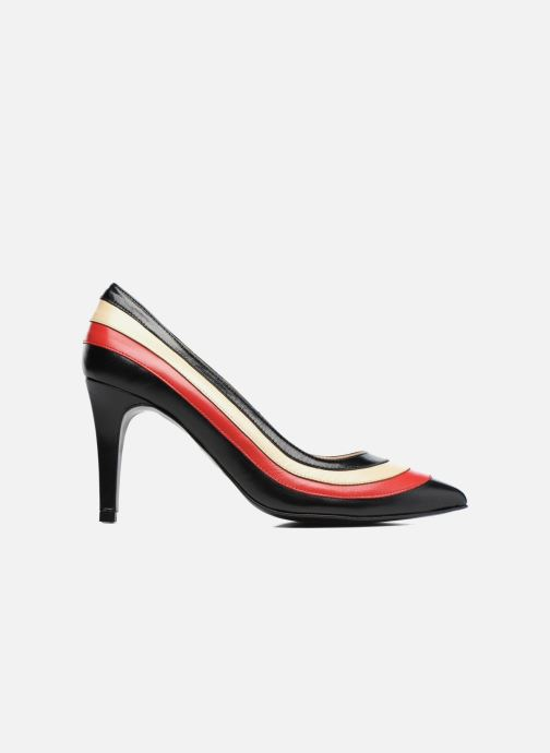 Sarenza Disco4 Lisse Made NoirRouge By Snow Cuir gYbyf76