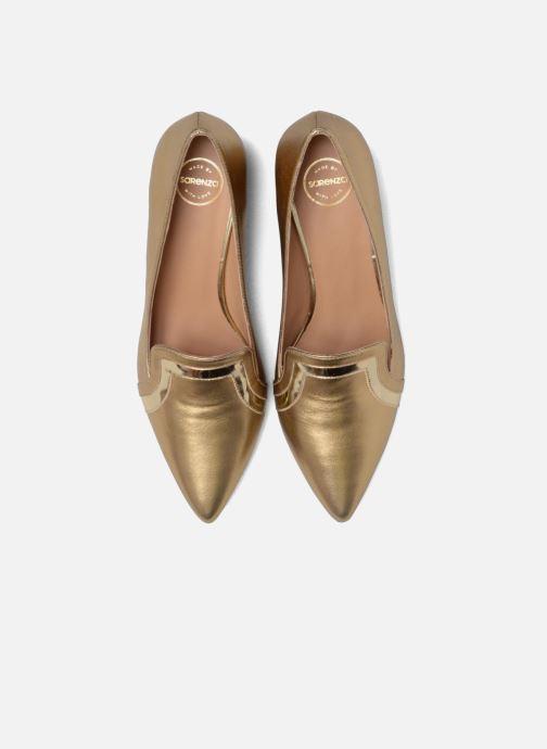 Pumps Made by SARENZA Shoe Officer #1 Goud en brons model