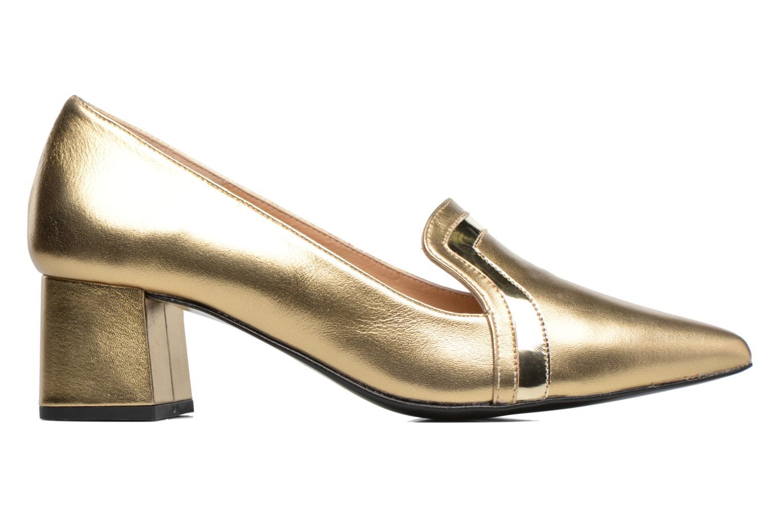 SARENZA by 1 Shoe chez bronze Escarpins Or Made Officer et p5wdHpq