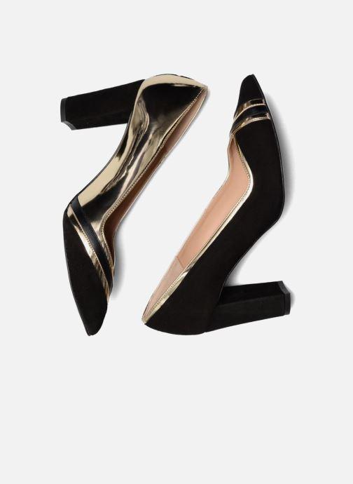 Pumps Made by SARENZA Shoe Officer #6 Zwart 3/4'