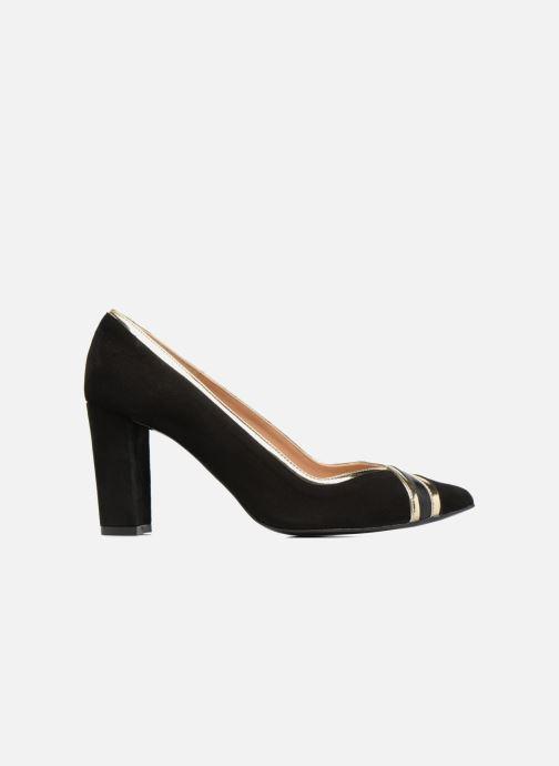 Sarenza Made Shoe Officer6 Cuir Velours NoirLisse By wOPkXZuiTl
