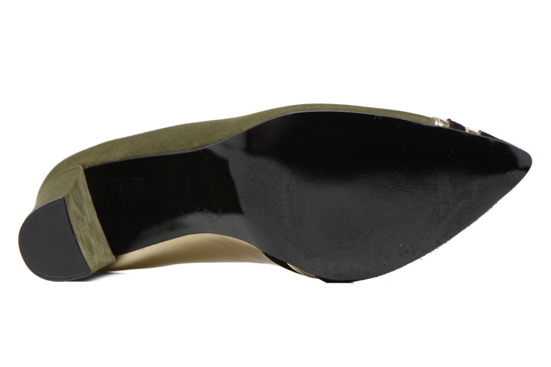 Made Cuir Shoe By Kaki Sarenza Officer6 Velours wTOXZiPku