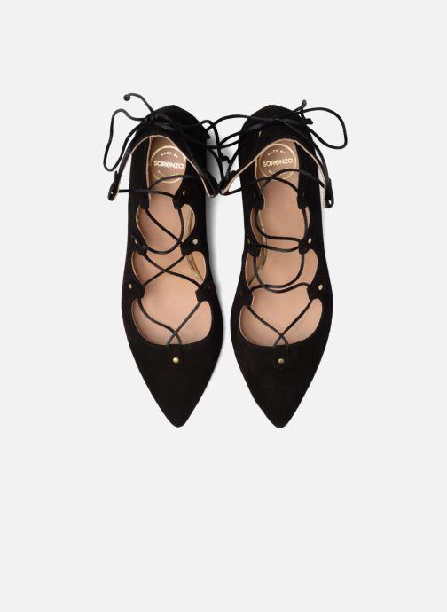 Zapatos de tacón Made by SARENZA Shoe Officer #8 Negro vista del modelo