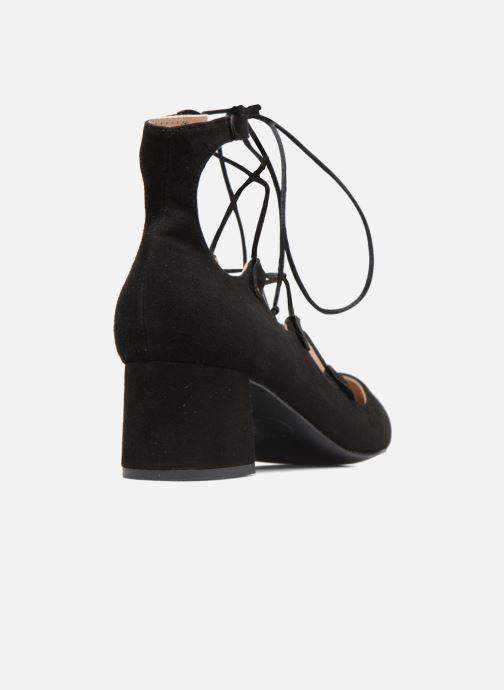 Zapatos de tacón Made by SARENZA Shoe Officer #8 Negro vista de frente