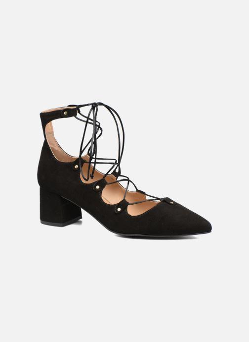 Zapatos de tacón Made by SARENZA Shoe Officer #8 Negro vista lateral derecha