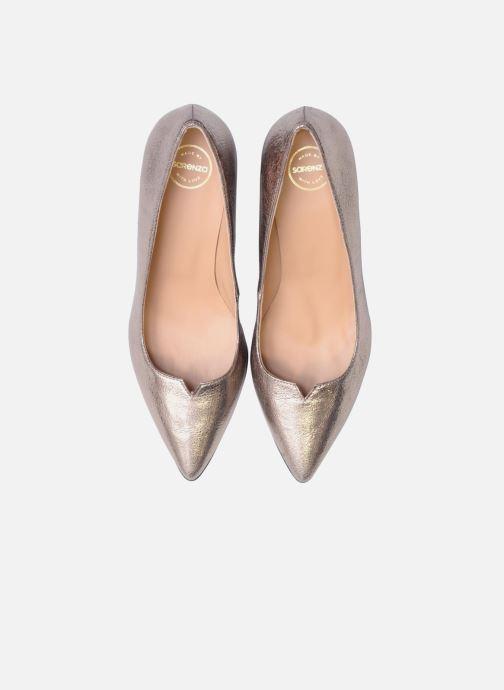 Escarpins Made by SARENZA 90's Girls Gang Escarpins #11 Or et bronze vue portées chaussures