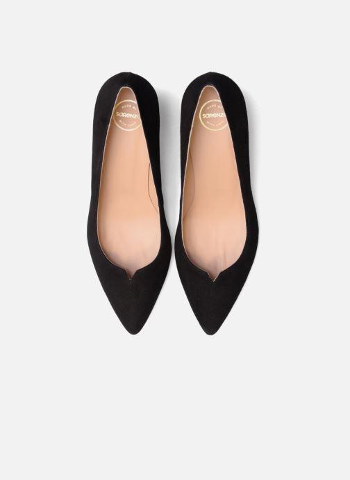 Escarpins Made by SARENZA 90's Girls Gang Escarpins #11 Noir vue portées chaussures