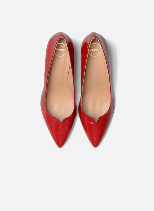 Escarpins Made by SARENZA 90's Girls Gang Escarpins #11 Rouge vue portées chaussures
