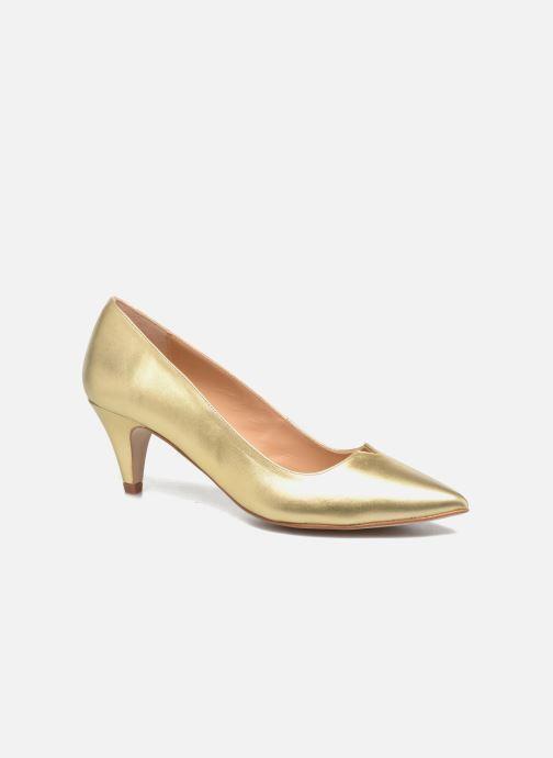 Zapatos de tacón Made by SARENZA 90's Girls Gang Escarpins #11 Oro y bronce vista lateral derecha