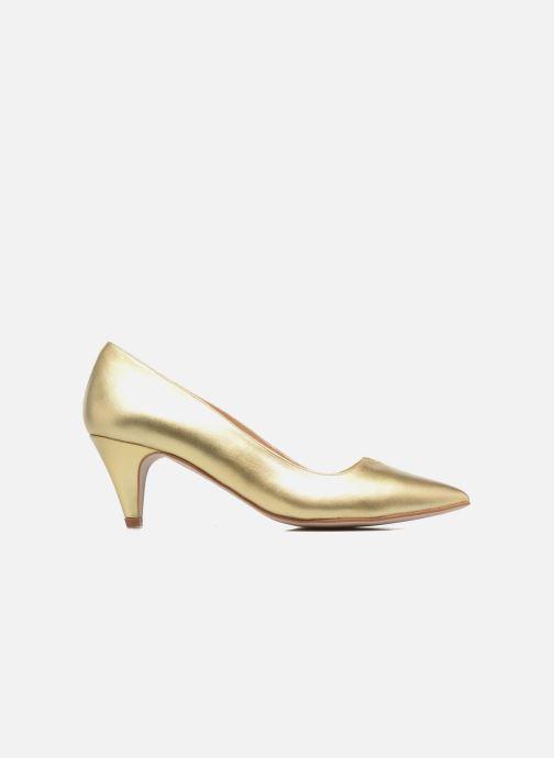Zapatos de tacón Made by SARENZA 90's Girls Gang Escarpins #11 Oro y bronce vista de detalle / par
