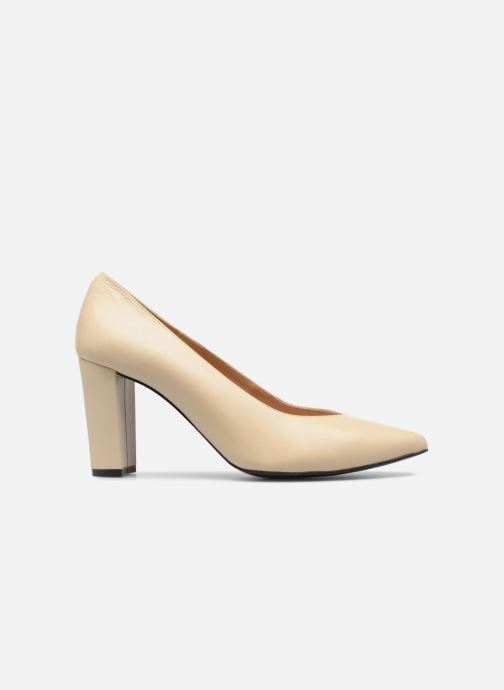 Zapatos de tacón Made by SARENZA Crazy Seventy #5 Beige vista de detalle / par
