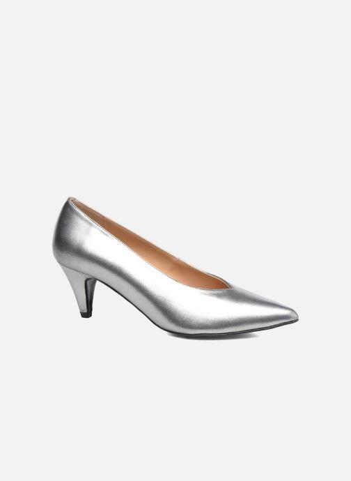 Zapatos de tacón Made by SARENZA Busy Girl Escarpins #3 Plateado vista lateral derecha