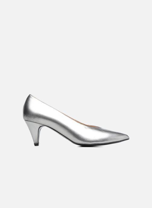 Zapatos de tacón Made by SARENZA Busy Girl Escarpins #3 Plateado vista de detalle / par