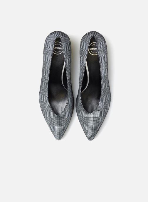 Zapatos de tacón Made by SARENZA Busy Girl Escarpins #3 Gris vista del modelo