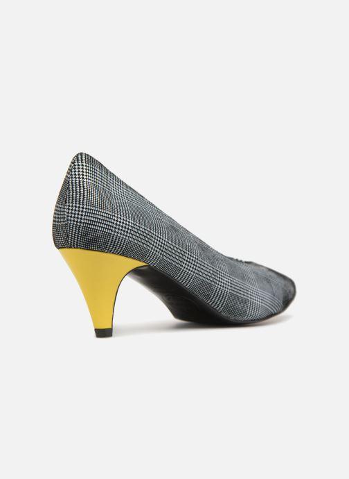 Zapatos de tacón Made by SARENZA Busy Girl Escarpins #3 Gris vista de frente