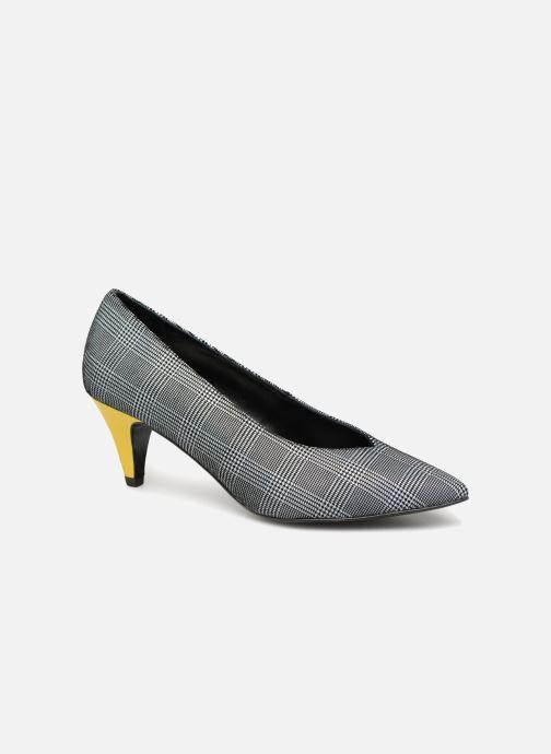 Zapatos de tacón Made by SARENZA Busy Girl Escarpins #3 Gris vista lateral derecha