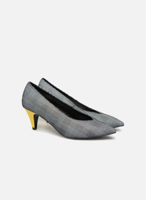 Zapatos de tacón Made by SARENZA Busy Girl Escarpins #3 Gris vistra trasera