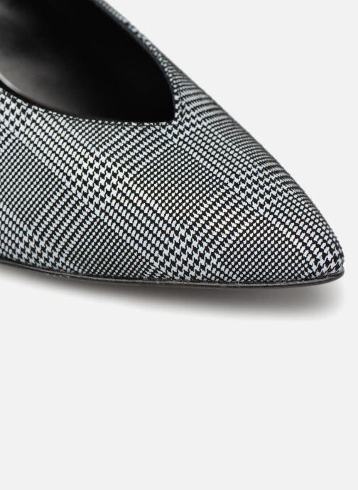 Zapatos de tacón Made by SARENZA Busy Girl Escarpins #3 Gris vista lateral izquierda