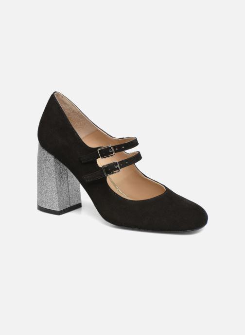 Zapatos de tacón Made by SARENZA Crazy Seventy #9 Negro vista lateral derecha