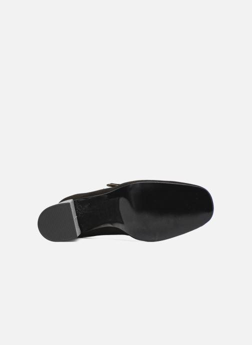 Zapatos de tacón Made by SARENZA Crazy Seventy #9 Negro vista de arriba