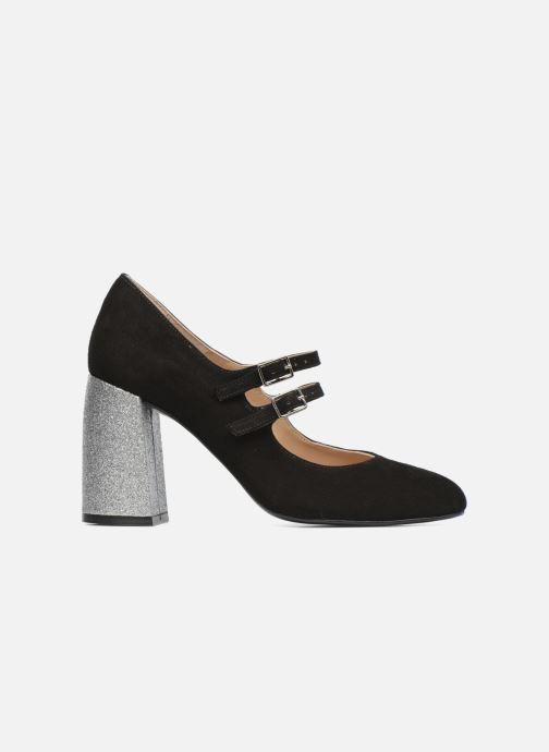 Zapatos de tacón Made by SARENZA Crazy Seventy #9 Negro vista de detalle / par