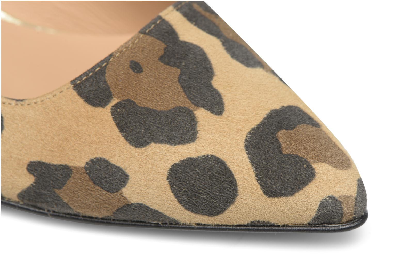 Zapatos de tacón Made by SARENZA Snow Disco #8 Marrón vista lateral izquierda