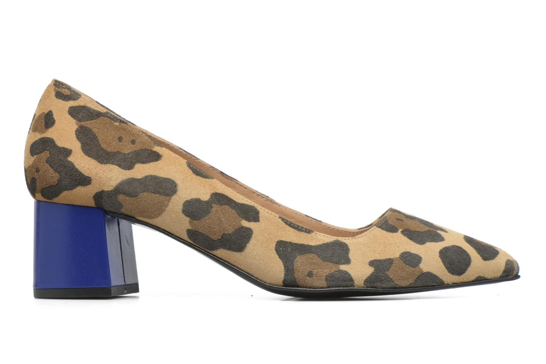 Zapatos de tacón Made by SARENZA Snow Disco #8 Marrón vista de detalle / par
