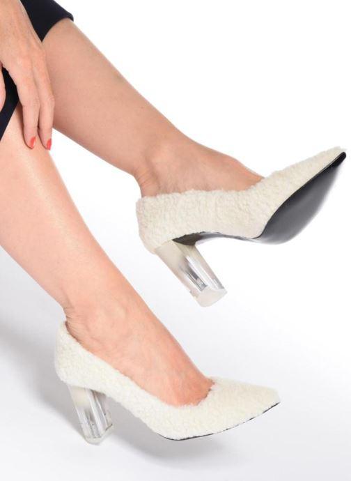 Zapatos de tacón Made by SARENZA Snow Disco #9 Multicolor vista de abajo