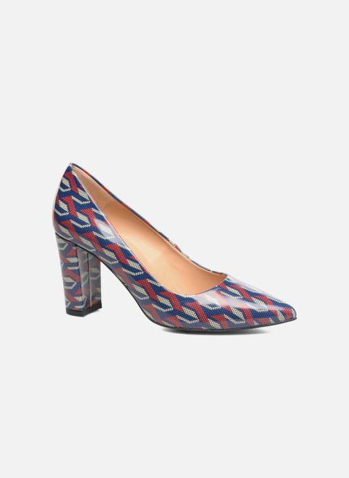Zapatos de tacón Made by SARENZA Snow Disco #9 Multicolor vista lateral derecha