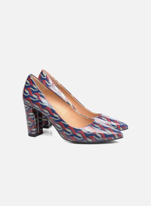 Zapatos de tacón Made by SARENZA Snow Disco #9 Multicolor vistra trasera