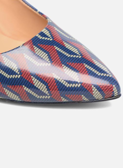 Zapatos de tacón Made by SARENZA Snow Disco #9 Multicolor vista lateral izquierda