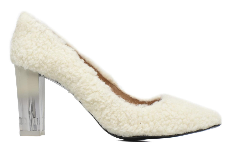 Escarpins Made by SARENZA Snow Disco #9 Blanc vue détail/paire