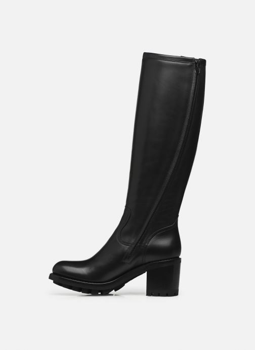 Bottes Free Lance Justy 7 Zip Geronimo Noir vue face