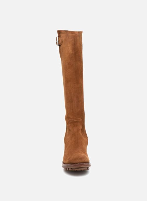 Boots & wellies Free Lance Justy 7 Zip Geronimo Brown model view