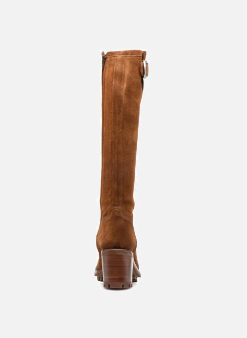Boots & wellies Free Lance Justy 7 Zip Geronimo Brown view from the right