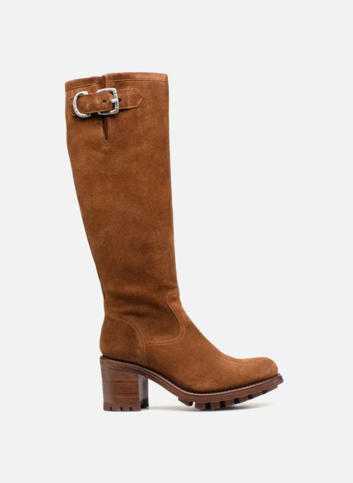 Boots & wellies Free Lance Justy 7 Zip Geronimo Brown back view