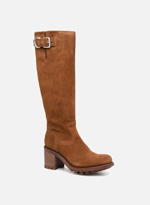 Boots & wellies Free Lance Justy 7 Zip Geronimo Brown detailed view/ Pair view