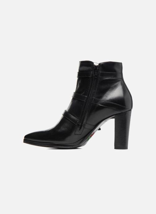 Bottines et boots Free Lance Kalfy 7 boot 3 strap Noir vue face