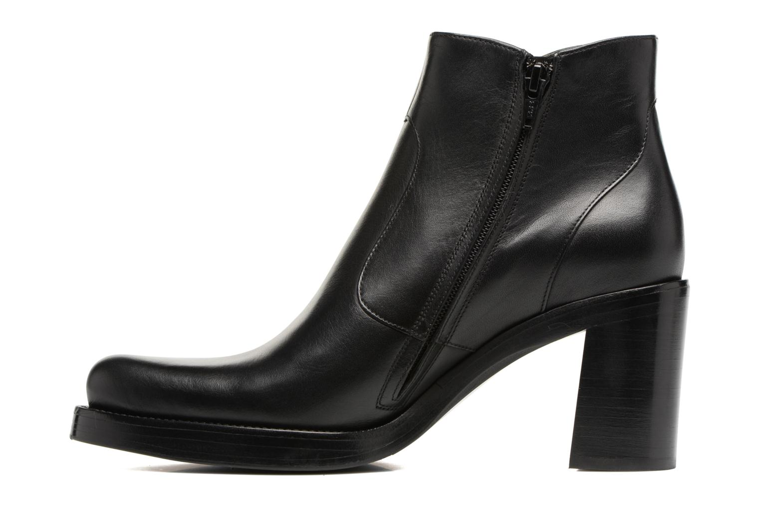 Bottines et boots Free Lance Anthaes 7 Zip Boot Rouge vue face