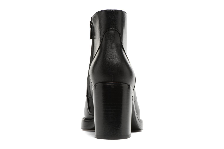Bottines et boots Free Lance Anthaes 7 Zip Boot Rouge vue droite