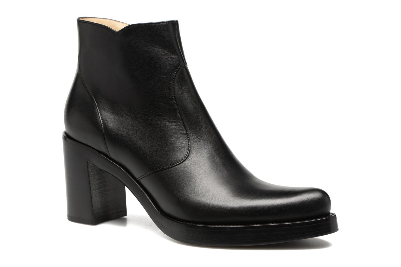 Bottines et boots Free Lance Anthaes 7 Zip Boot Rouge vue détail/paire