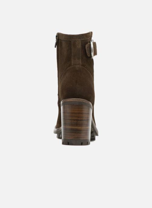 Stiefeletten & Boots Free Lance Justy 9 Small Gero Buckle grün ansicht von rechts