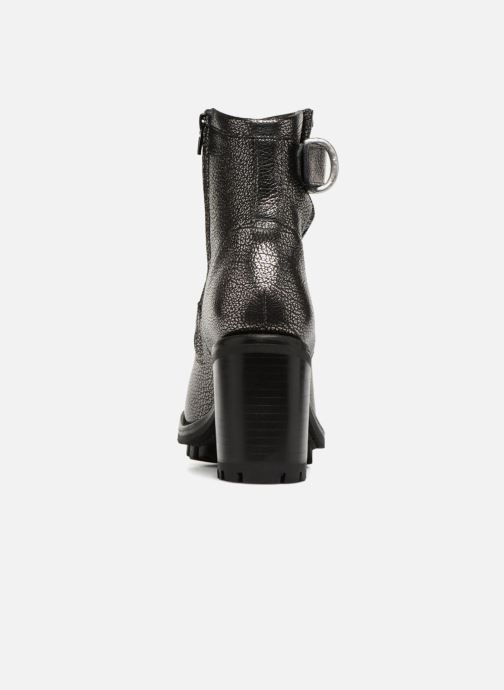 Bottines et boots Free Lance Justy 9 Small Gero Buckle Argent vue droite