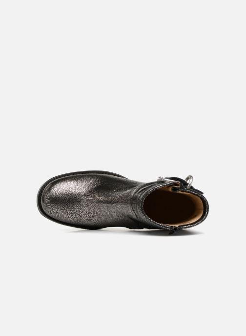 Stiefeletten & Boots Free Lance Justy 9 Small Gero Buckle silber ansicht von links