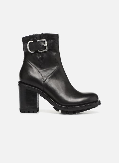 Bottines et boots Free Lance Justy 9 Small Gero Buckle Noir vue derrière
