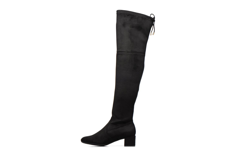 Boots & wellies Unisa Kongo Black front view