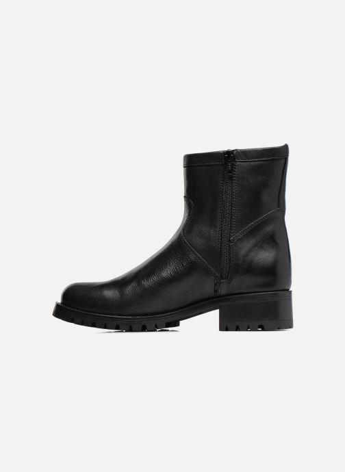 Stiefeletten & Boots Unisa Intro 2 schwarz ansicht von vorne