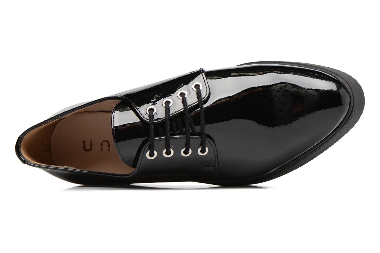 Chaussures à lacets Unisa Caler Noir vue gauche