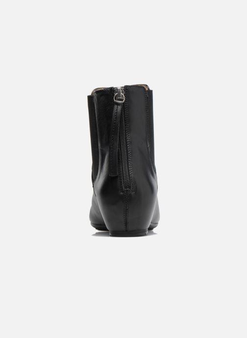 Stiefeletten & Boots Unisa Angus schwarz ansicht von rechts