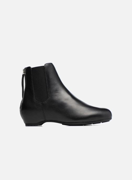 Stiefeletten & Boots Unisa Angus schwarz ansicht von hinten